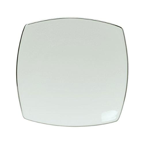 Mikasa Couture Platinum Serving Platter, 12-Inch