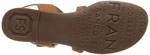 Franco Sarto Vrouwen Geiser Gladiator Sandaal Biscuit