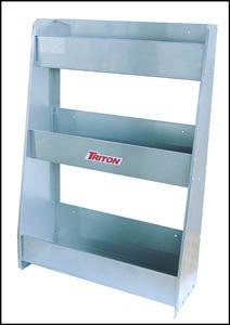 Triton 10555 Three Shelf Oil Rack by Triton