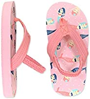 Ceruwum Boys & Girls Beach/Pool Flip Flops Sandals Water S