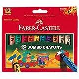 : 12 Ct. Jumbo Crayons