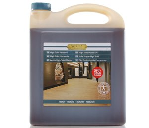 Woca High Solids Master Oil, Natural - 5 Liter