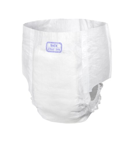 Ea Disposable Protective Underwear (DryTime Disposable Protective Youth Underwear,Small / Medium, UNDERWEAR,PROTECTIVE,YOUTH,SM/MD,38-65LB - 1 CS, 60 EA)