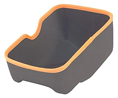 8070185 Wilderness Systems Center Hatch Kayak Storage Bin - Radar 115, Grey from Confluence Accessories