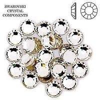 Swarovski Round Swarovski Crystal Rhinestones Ss10 Nail Art Craft HealthCentre