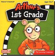 """Arthur""""s 1st Grade"""