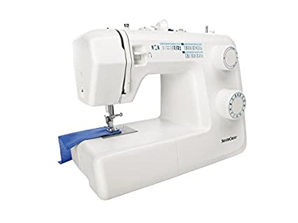 Silvercrest – Máquina de coser de brazo libre con 33 Práctico punto de funciones