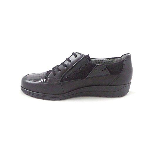 Hanwag cordones Negro en 180/200/220?cm, color Negro, talla 220 cm