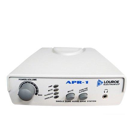 LE146 Louroe Electronics Single Zone Audio Monitoring Base Station