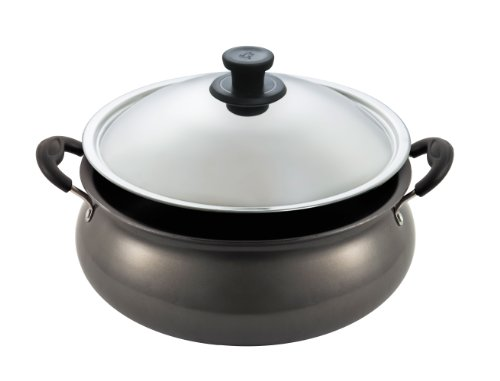 Pigeon Non-Stick Gravy Pot with Lid , 12 Litres