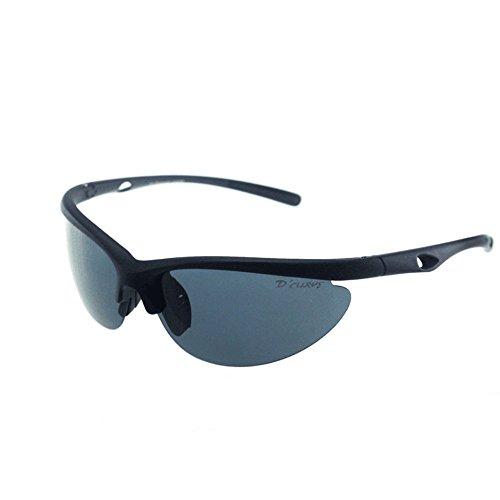 del la Manera de Deportes de del los polarizadas diseño béisbol de Black Deportes Black de Sakuldes Gafas de del Color la para Pesca Actividad los la Sol béisbol 5gxqUBnPw8