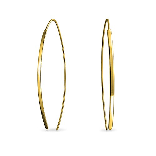 Bling Jewelry Plated Threader Earrings product image