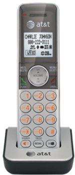 DECT 6.0 digital accessory handset from WMU