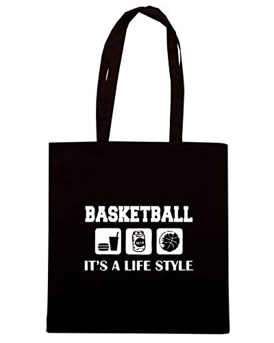 Nera BASKETBALL Shirt Shopper Speed 5 OLDENG00396 Borsa vtFqWa1