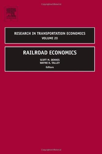 Download Railroad Economics (Research in Transportation Economics) Pdf