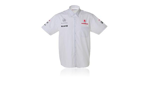 McLaren Vodafone Mercedes Hombre Patrocinadores Team ...