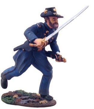 Union Infantry Iron - 9