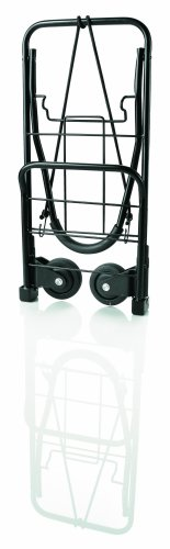 Travel Smart by Conair TS-34FFC Flat Folding Multi-Use Luggage Cart, Black by Travel Smart (Image #2)