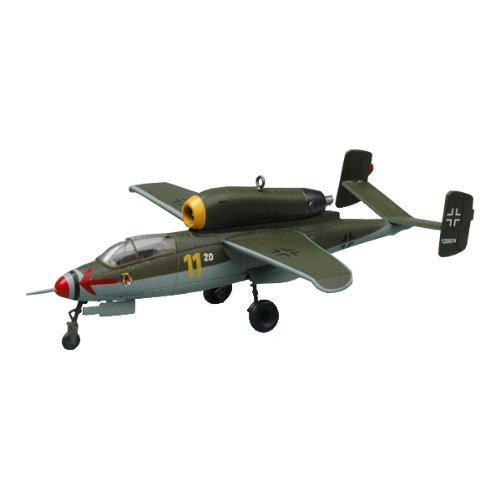 Easy Model He. 162A-2 (W.Nr. 120074) 3./JG1, May 1945 Airplane Model Building Kit