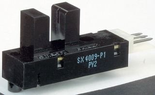 OMRON ELECTRONIC COMPONENTS EE-SX4009-P1 PHOTOMICROSENSOR, PHOTOTRANSISTOR (5 pieces)