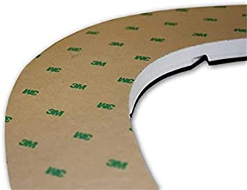 Unifiber Nose Protector Universal doppelte Dichte 3M Selbstklebend Nose Protector