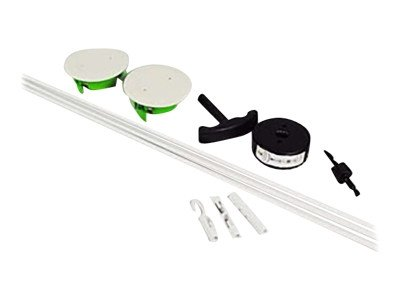 C2G/Cables to Go 16315 Wiremold  Wall Grommet Kit