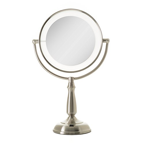 Zadro Dual Led Lighted Vanity Mirror - 5