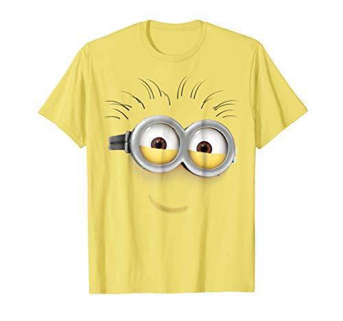 Despicable Me Minions Phil Smile Eyes Graphic T-Shirt