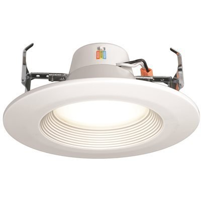 Commercial Electric 5 & 6 in LED Selective Color (3000 or 4000 or 5000K) Recessed Trim