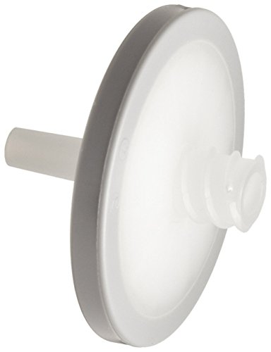 Whatman 10463533 PTFE ReZist Syringe Filter for HPLC, 30mm, 5.0 Micron (Pack of 100) by Whatman