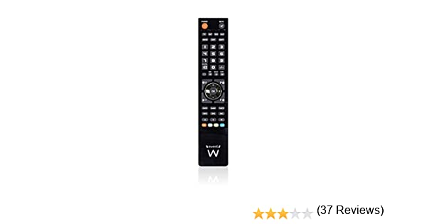 Ewent ew1570-telecomando Universal 4in1 Giro programable de PC con Cable Micro-USB. para TV, decodificador TV/Satélite, DVD/BLU Ray. Compatible con Las Principales Marcas y Modelos: Amazon.es: Electrónica
