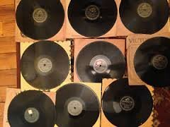 Lot of 20 Big Band and Swing/JAZZ 78rpm Records from the 1920's to 1940's on Various Labels!!