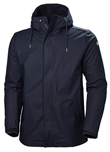 Helly Hansen Men's Moss Insulated 3-in-1 Fleece Inner Waterproof Jacket