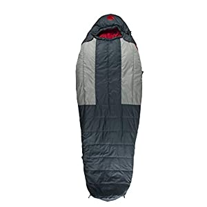 OmniCore Designs Multi Down Mummy Sleeping Bag 10°F / -12.2℃ with Compression Stuff Sack and Storage Mesh Sack, Reg - Up to 6'2""