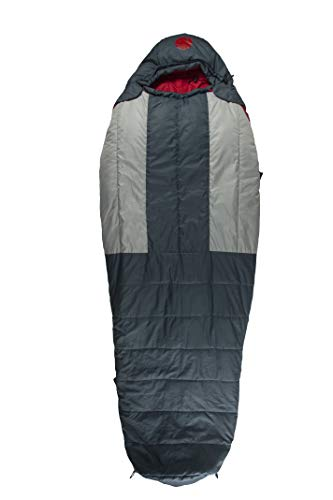 OmniCore Designs Multi Down Mummy Sleeping Bag 10°F / -12.2℃ with Compression Stuff Sack and Storage Mesh Sack, Reg - Up to 6'2