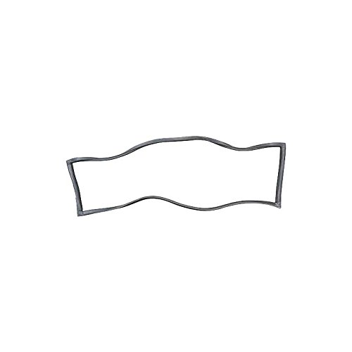 MACs Auto Parts 48-45804 -79 Pickup Windshield Seal, Without Groove For Chrome ()