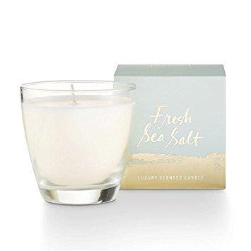 - Illume, Candle Glass Demi Boxed Sea Salt, 1 Count
