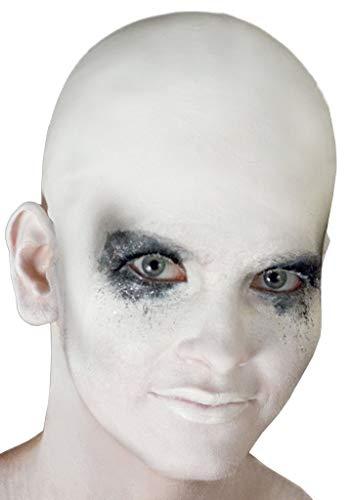 Woochie by Cinema Secrets Bald Cap - White, Multi, One -
