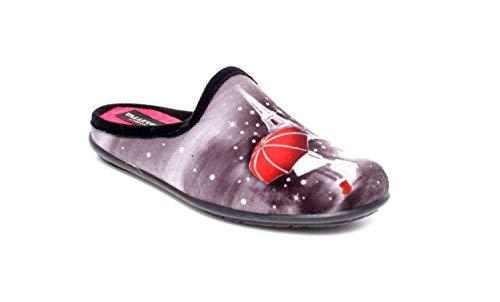 Pantofola Donna Donna Valleverde Valleverde Pantofola Tessuto Tessuto wwx5UTCqn