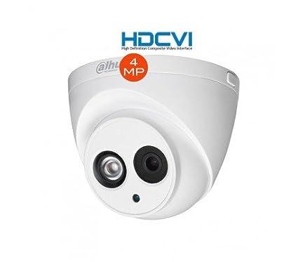 HD-CVI – Cámara Domo de vigilancia HDCVI 4 MP IR 50 M – cam