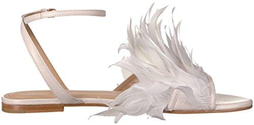 Pour Flat Sandal Women's Victoire Ivory La Layla AwASq7B