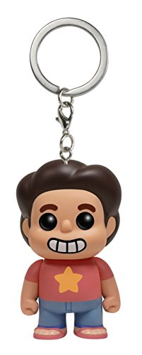 Funko POP Keychain: Steven Universe - Steven Action Figure -