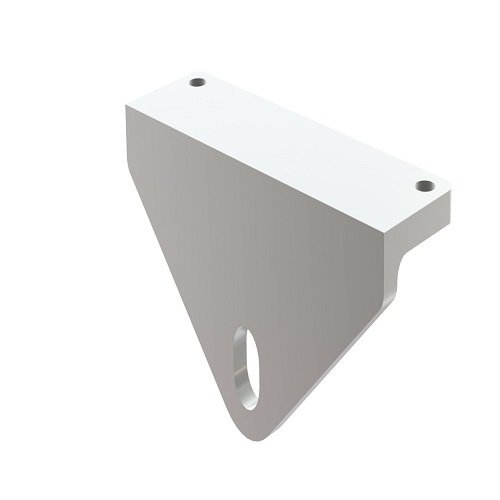 Winsmith Stainless Conveyor Drive TK9952724 Stainless Steel Speed Reducer Torque Arm Bracket for Optional Mounting for the Winmith S30MPSS, Right Angle - Peerless Mounting Bracket