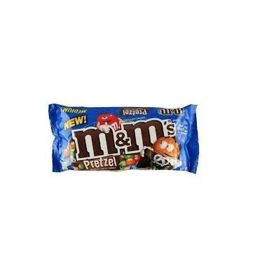 M&Ms Pretzel Candy 9.9 oz (pack of 2)