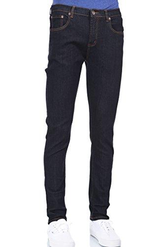 er Dark Indigo Blue Stretch Jeans 28W X 30L ()