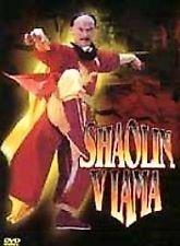 Shaolin Vs. Lama VHS