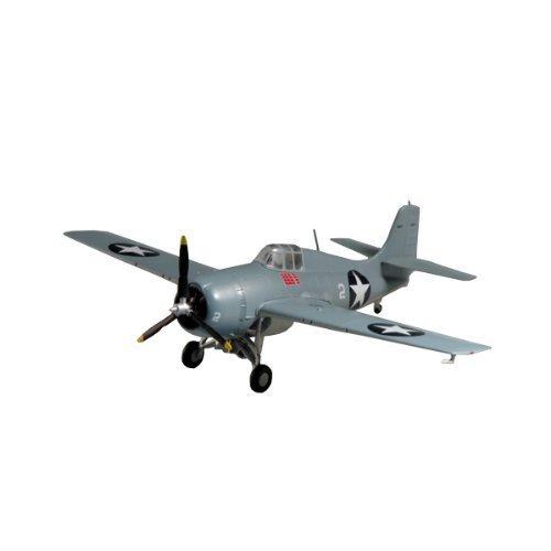 Easy Model 1:72 Scale F4F-4 Wildcat VMF-223 USMC 1942 Model Kit by Easymodel