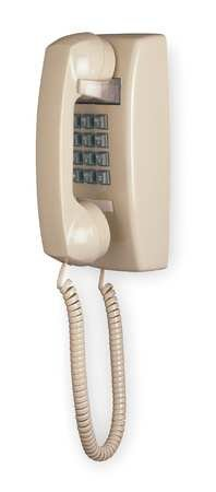Standard Wall Phone, Ash - Bell Phone Wall
