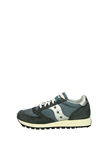 Saucony Jazz Vintage Sneakers Basse Uomo Grigio/Blu