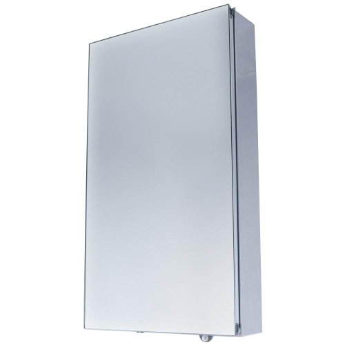 Cheap Glacier Bay 15 in. Battery Operated LED Mirrored Medicine Cabinet with Motion Sensor